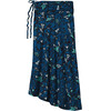Patagonia W's Kamala Skirt Quiver&Quill Grande/Bandana Blue